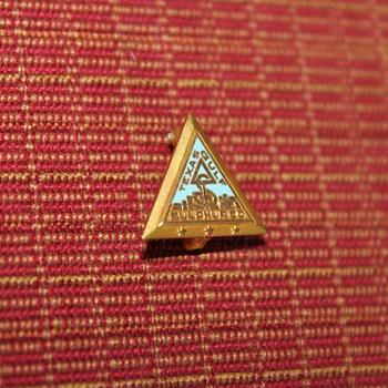 Texas Gulf Sulfur Company 14K Pin