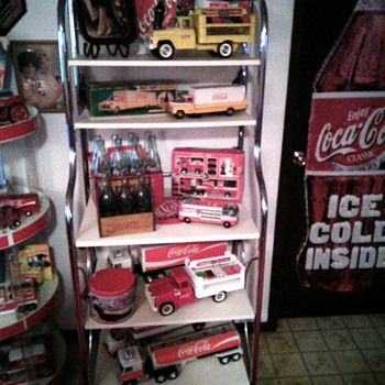 My Coke collection