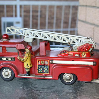 fire truck - Model Cars