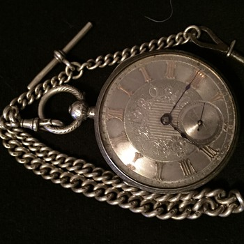 New purchase have clues to why IT is - Pocket Watches