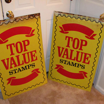 Top Value Stamps