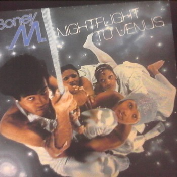 Boney M. Night Flight To Venus