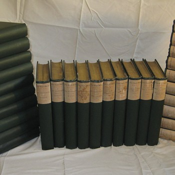 Victor Hugo's Works Edition De Luxe 357 of 1000 - Books