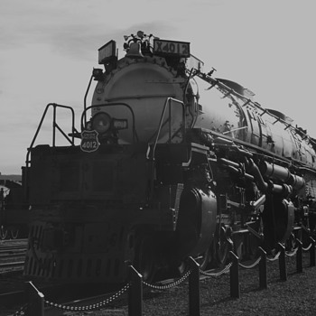 Union Pacific Big Boy 4012