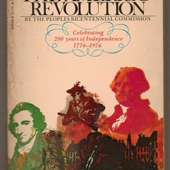 1975 - Voices of the American Revolution - Books