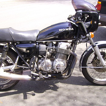 1978  Honda CB750K    Walts Bike