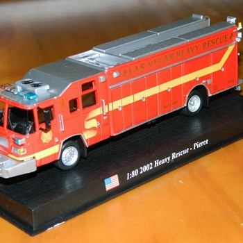 Heavy Rescue - Pierce - Firefighting