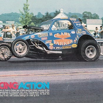 Still Yet More Dragster Magazine Photos - Photographs
