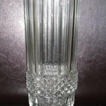 Sklo Union Libochovice vase