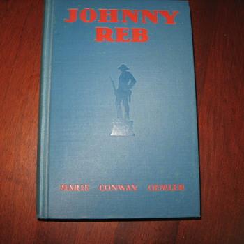 Johnny Reb.... - Books