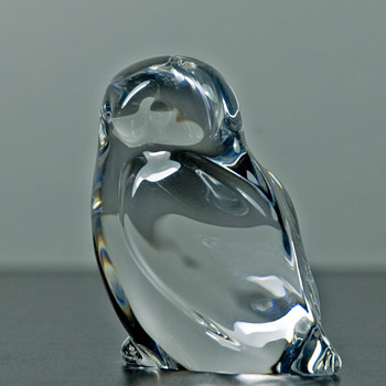 #38 Bird by Hadeland Glassverk, Norway