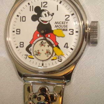 Pedre Remake  1933 Mickey Mouse Wristwatch - Wristwatches