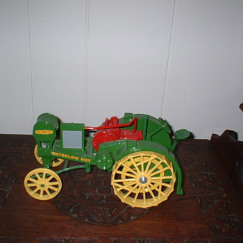 John Deere Tractors