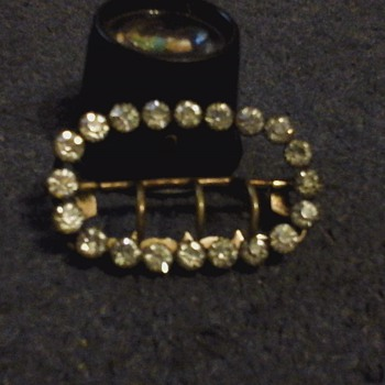buckle - Costume Jewelry