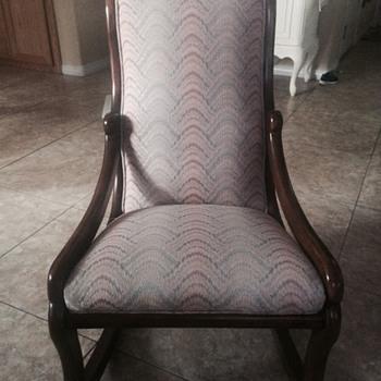 Rocking chair - Furniture