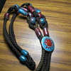 Cowboy tie bolo, hatband or necklace?