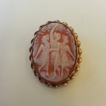 And one more cameo for today - Fine Jewelry