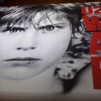 """U2 """"War"""""""
