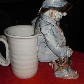 Character Mug - Art Pottery