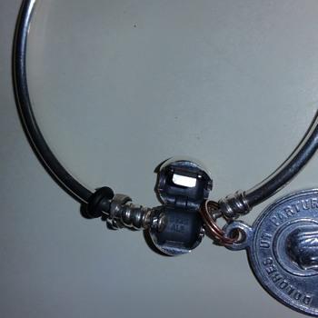 Antique Religious medallion