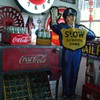 Original Coca-Cola Policeman School Crossing Guard Sign...Dated 1956