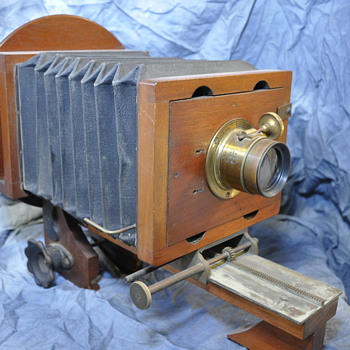 5X7 film Camera from Indiana - Cameras