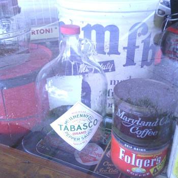 Tabasco!! - Bottles