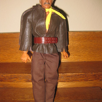 1971 Mattel - Looks Like Big Jim, but has Burt Reynolds' face!