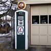 1930 BENNETT GAS PUMP