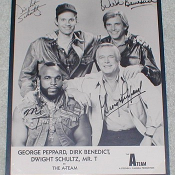 The A-Team Promotional Photo