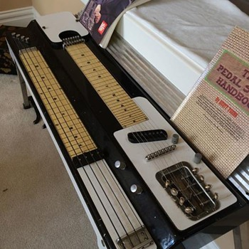 Unknown pedal steel - Guitars