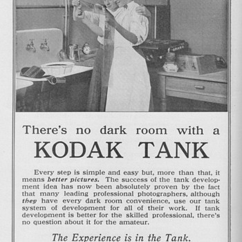 1909 Kodak Advertisement 1