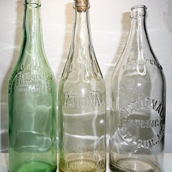 National Bottling Company, part 2 - Bottles