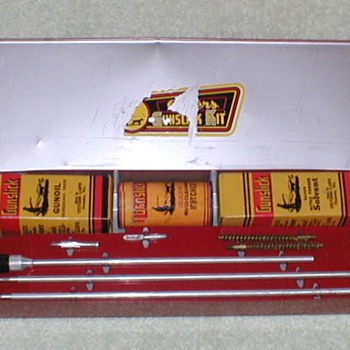 1966 Outer&#039;s Gunslick Rifle Kit