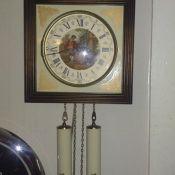 One of my wifes favorite  - Clocks