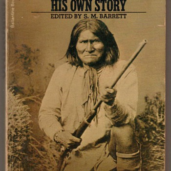 1971 - Geronimo - His Own Story - Books