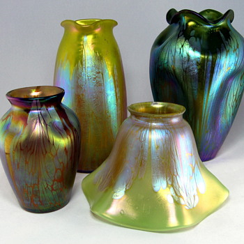 Loetz Medici Group - Art Glass