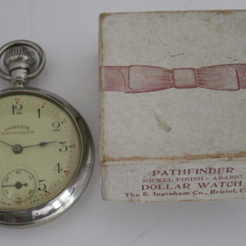 E. Ingraham Pathfinder - Pocket Watches