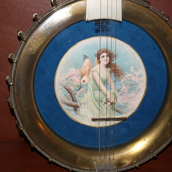 Banjo [family heirloom] - Guitars