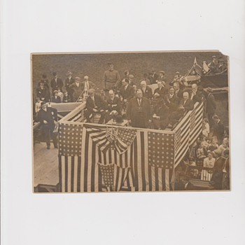 Photograph of President Taft  - Photographs