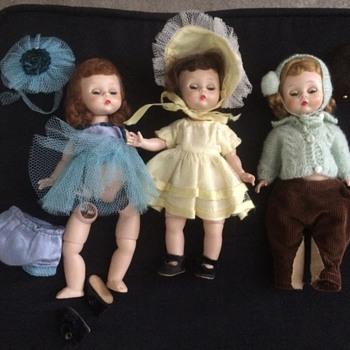 Madame Alexander Dolls - Dolls