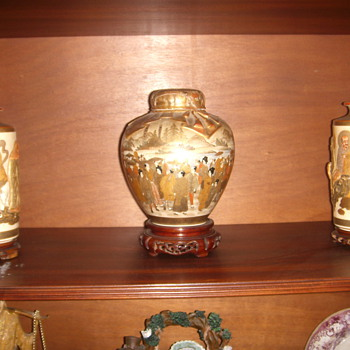 More Japanese Pottery - Art Pottery