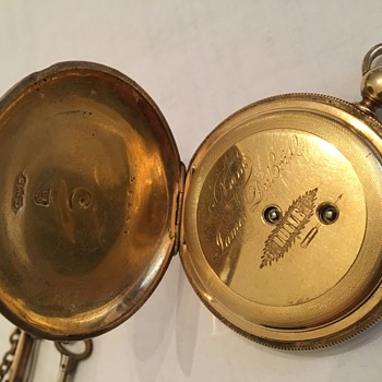Can you identify this pocket watch? - Pocket Watches