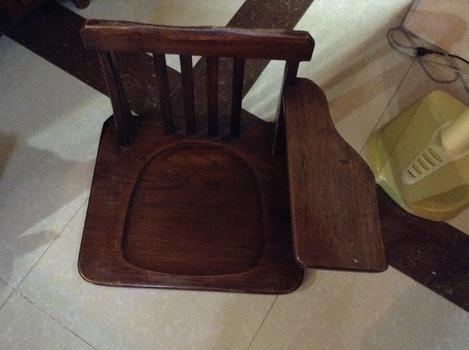 Japanese antique school floor chair collectors weekly for Asian floor chair