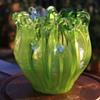 Tajima Glass vase