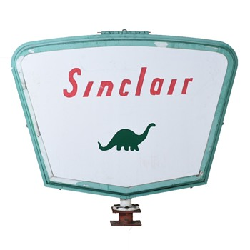 Sinclair Gas Sign