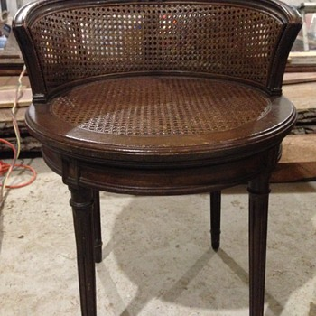 Like this chair and don't know much about it.  - Furniture