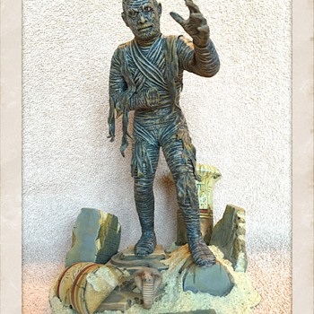 The Mummy...vintage monster icon - Toys