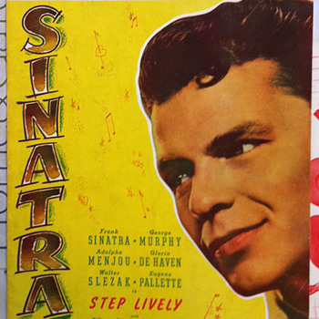 """Come Out, Come Out, Wherever You Are""  Frank Sinatra - Music"