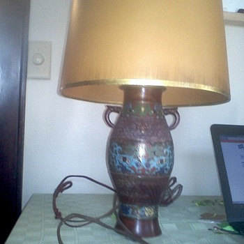 Unidentified lamp - Lamps